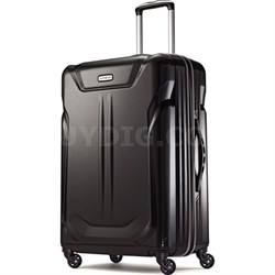 "Liftwo Hardside 25"" Spinner Luggage - Black - OPEN BOX"