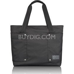 T-Tech Icon Haley Slim Tote (Jet)