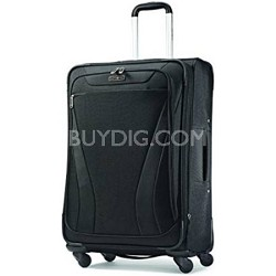 Aspire Gr8 29 Exp. Spinner Suitcase - Black