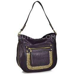 Baxter Studded Hobo Handbag
