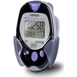 HJ-720ITC Pocket Pedometer with Advanced Omron Health Management Software