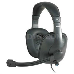 Pro Grade Stereo Headset with Mic - AC-960