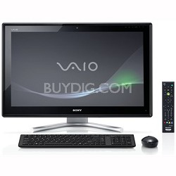 VAIO VPCL216FX/B L Series All-in-One Touch Screen Intel Core i7-2630QM Processor