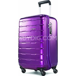 "Spin Trunk 21"" Spinner Luggage - Purple"