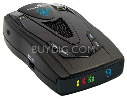 PRO-68SE High Performance Radar/Laser Detector With Blue Icon Display