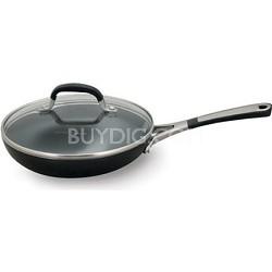 """8"""" Simply Enamel Covered Omelette Black Pan - 1756544"""