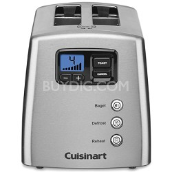 CPT-420 - Touch to Toast Leverless 2-Slice Toaster