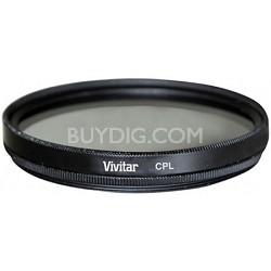 95mm Circular Polarizer Filter