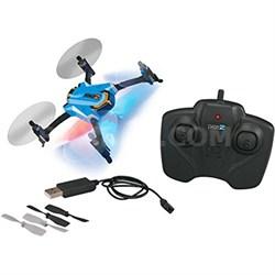 Proto-Z Micro RTF Ready to Fly R/C Quadcopter (Acrobatics/Stunts)