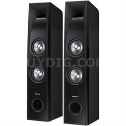 TW-J5500 - 2.2 Channel 350 Watt Wired Audio Bluetooth Sound Tower - OPEN BOX