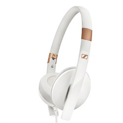 HD 2.30g Lightweight Ultra-Slim Headphones (White)