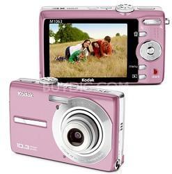 EasyShare M1063 10.3 MP Digital Camera (Pink)