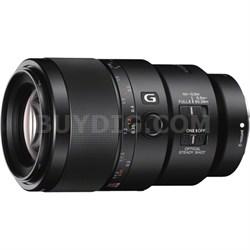 SEL90M28G - FE 90mm F2.8 Macro G OSS Full-frame E-mount Macro Lens