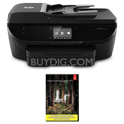 Officejet 5740 e-All-in-One Printer with Photoshop Lightroom 5 MAC/PC