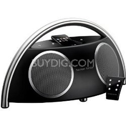 GO + PLAY II Portable Loudspeaker Dock for iPod and iPhone