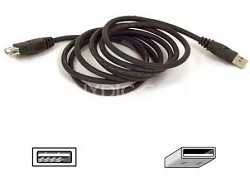 USB Extension Cable, 6 ft.