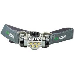 IXF102A - Irix II Variable-Output LED Headlamp - Polymer Gray