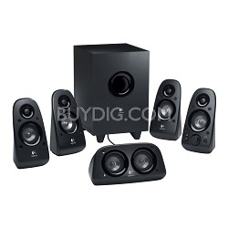 Z506 75-Watt RMS 5.1-Channel Surround-Sound Speaker System