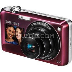 TL210 DualView 12MP Pink Digital Camera