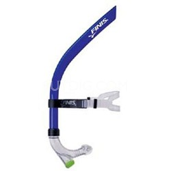 Swimmer's Snorkel Blue Adult Sized