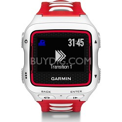 Forerunner 920XT Multisport GPS Watch - White/Red