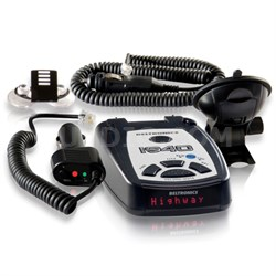 Vector V940 Radar / Laser Detector with Bonus Second Car Kit