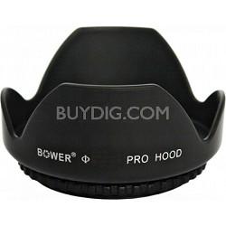 HT62 62mm Tulip Hood Hard Lens