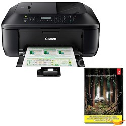 PIXMA MX392 Inkjet Office All-In-One Printer with Photoshop Lightroom 5