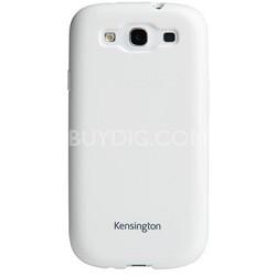 Gel Case for Samsung Galaxy S III White