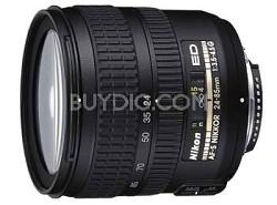 24-85mm F/3.5-4.5G ED-if AF-S Zoom-Nikkor Lens, With Nikon 5-year USA Warranty