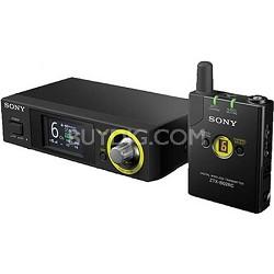DWZ Series Digital Wireless Headset and Lavalier Set