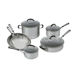Simply Calphalon Stainless 10-pc. Cookware Set - 1757697