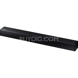 HW-J250 - 2.2 Channel 80 Watt Bluetooth Audio Soundbar (Black)