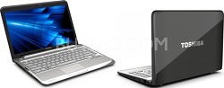 Satellite T235D-S1350 TruBrite 13.3-Inch Ultrathin Laptop (Black)
