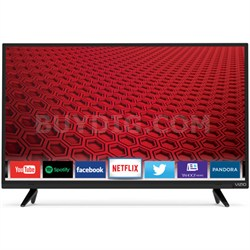 E32-C1 - 32-Inch 120Hz Full HD 1080p Smart LED TV E-Series - OPEN BOX