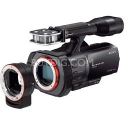NEX-VG900 Full-Frame Interchangeable Lens HD Camcorder