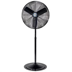 "30"" Oscillating Industrial Grade Pedestal Fan with 3-Speed - 3135"