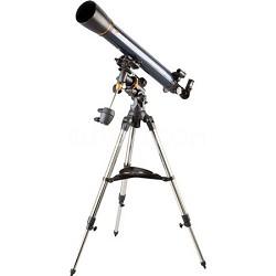 21064 AstroMaster 90 EQ Refractor Telescope