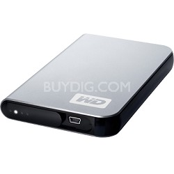 My Passport Elite Portable 400GB  External Hard Drive - Titanium { WDML4000TN }
