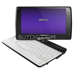 Ideapad 06517HU Tablet Netbook (Black) Intel Atom N455
