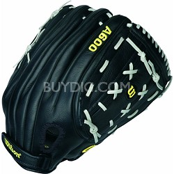 """A600 Slowpitch Glove - Right Hand Throw - Size 14"""""""