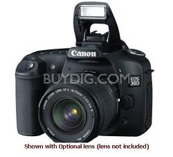 EOS 30D SLR Camera Body, with USA Warranty