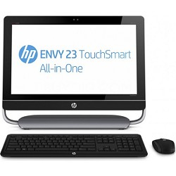 "ENVY 23-d150 TouchSmart 23"" HD All-in-One Desktop PC - Intel Core i7 - OPEN BOX"