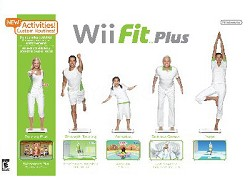 Wii Fit Plus with Balance Board