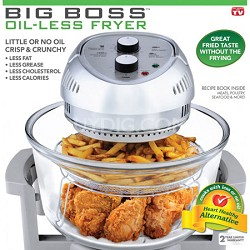 16-Quart 1300 Watt Oil Less Fryer