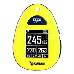 Swami Sport Golf GPS Neon Ylw