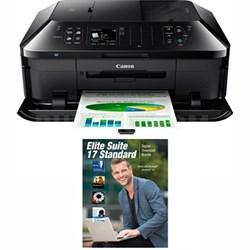 PIXMA MX922 Wireless Inkjet Office All-In-One Printer + Corel Software Suite