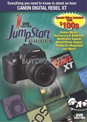 DVD JumpStart Guide to the Digital Rebel XT (Sensible special)