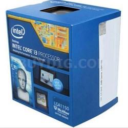 Core i3-4370 4M Cache 3.8 GHz Processor - BX80646I34370