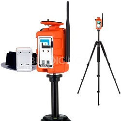 Automatic Cameraman System with Tripod & Utility Bag - OPEN BOX
